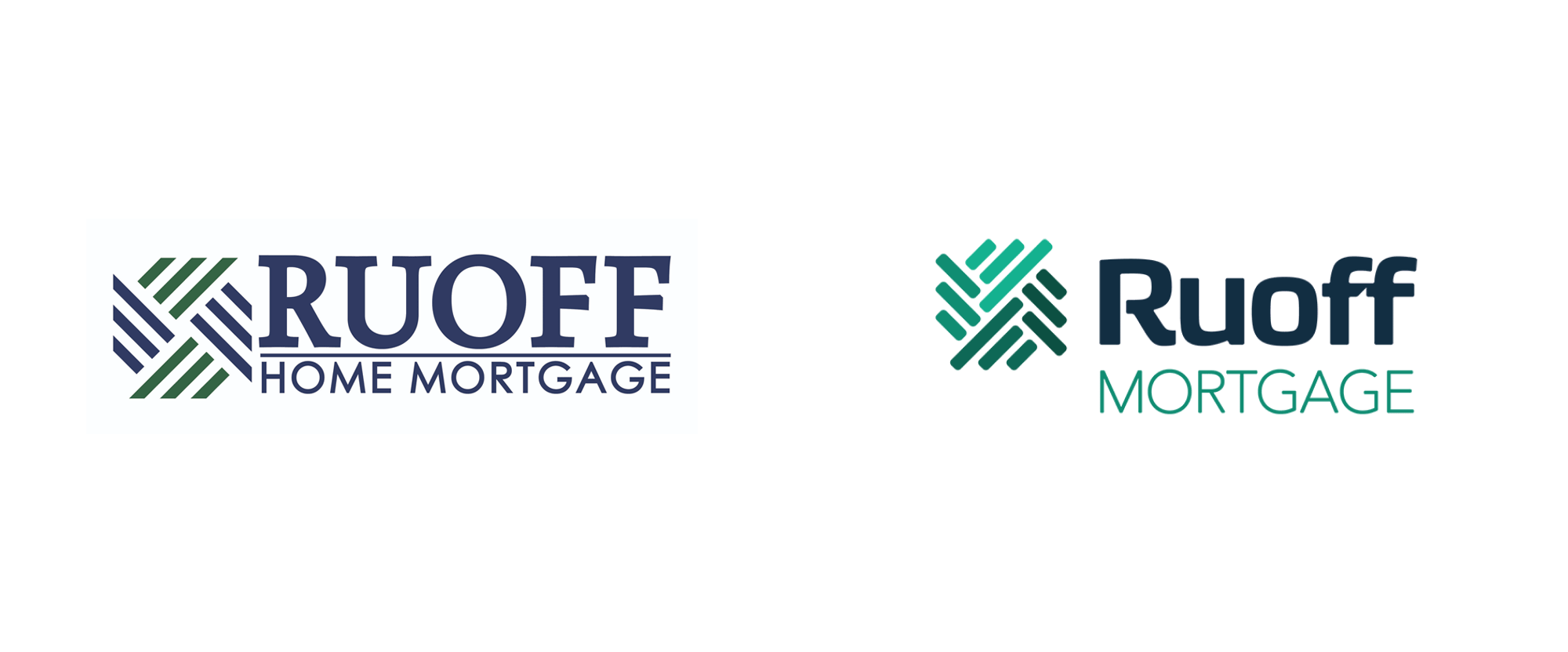 New Logo for Ruoff Mortgage