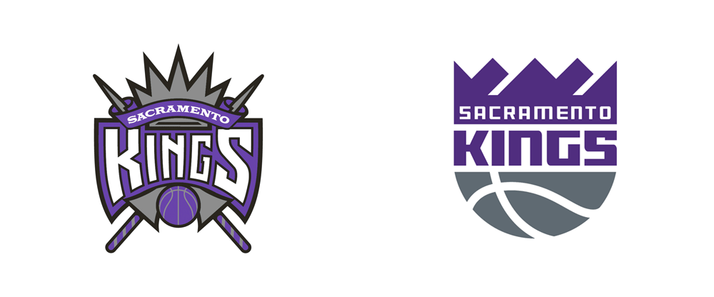 New Logos for Sacramento Kings by RARE
