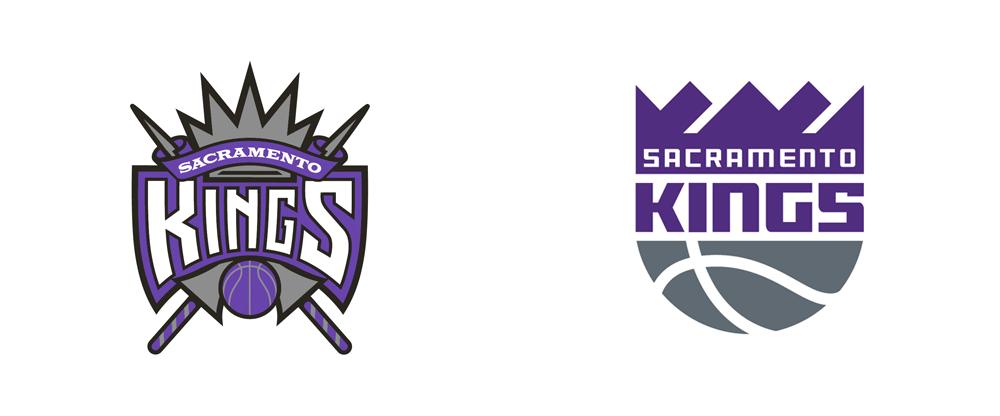 New Logos for Sacramento Kings by RARE