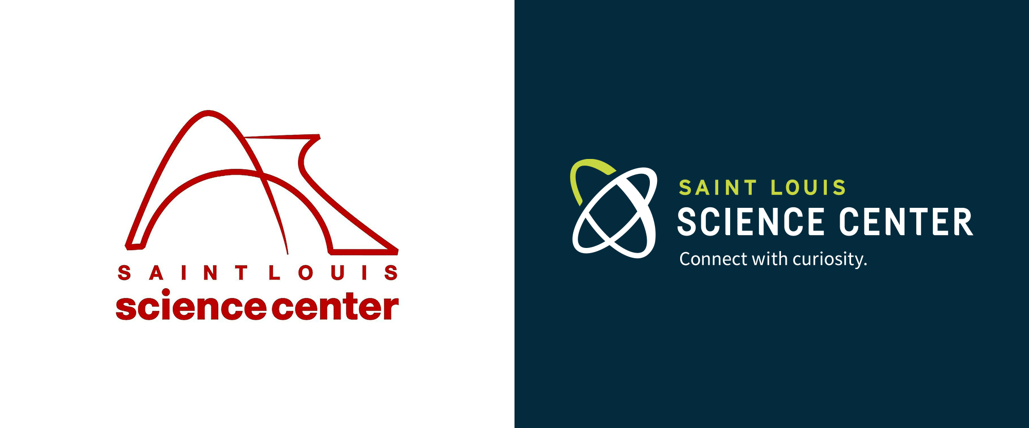 New Logo for Saint Louis Science Center by Atomicdust