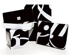 Saks Fifth Avenue Pakcaging Set 1