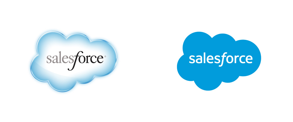 New Logo for Salesforce