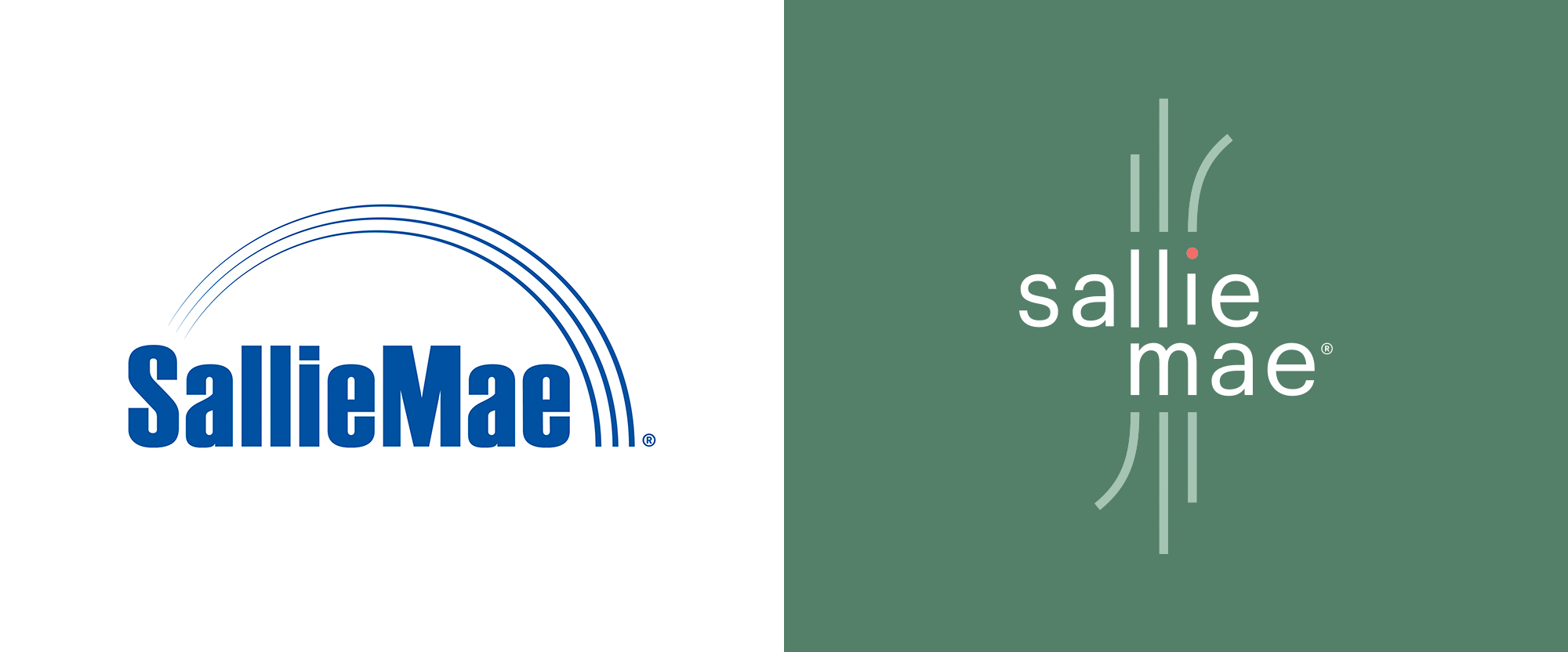 New Logo for Sallie Mae