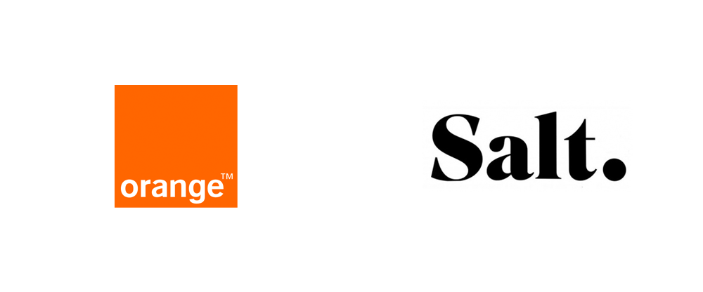 New Name, Logo, and Identity for Salt by Prophet London