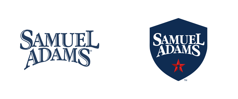 New Logo and Packaging for Samuel Adams