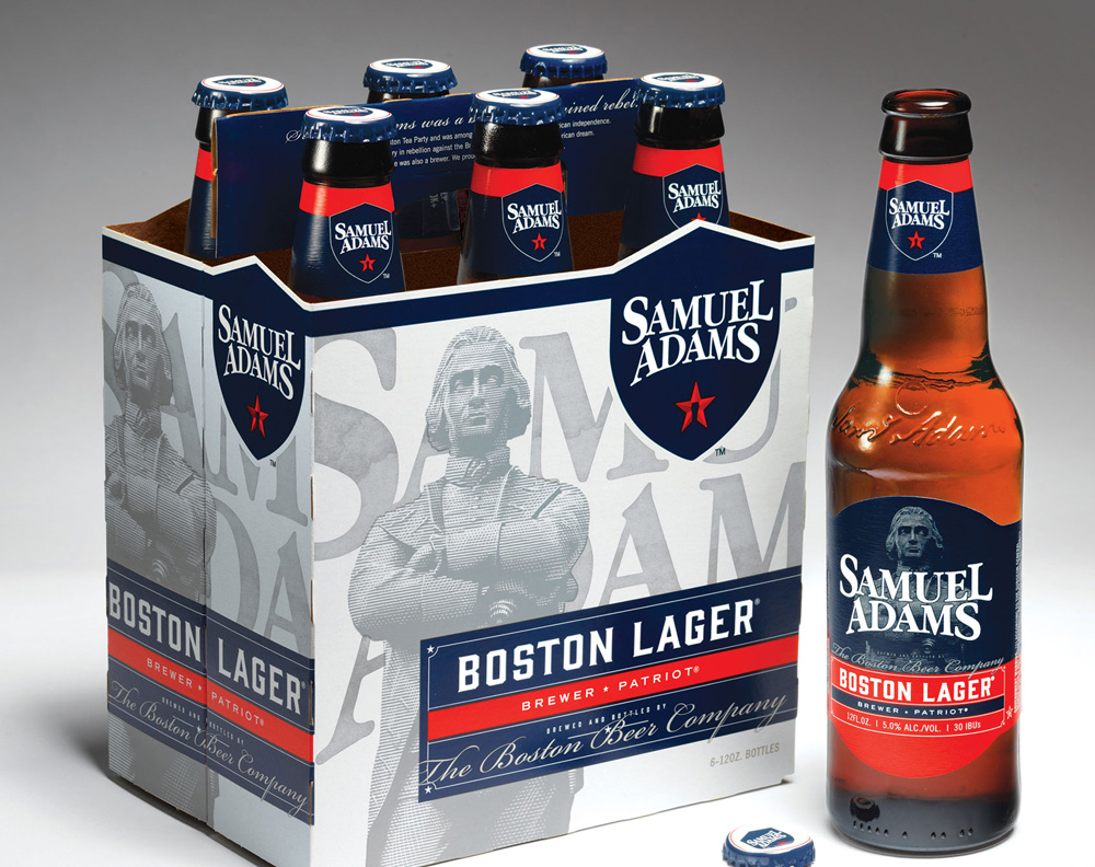 Image result for sam Adams lager picture