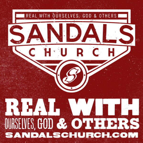 New Logo and Identity for Sandals Church done In-house