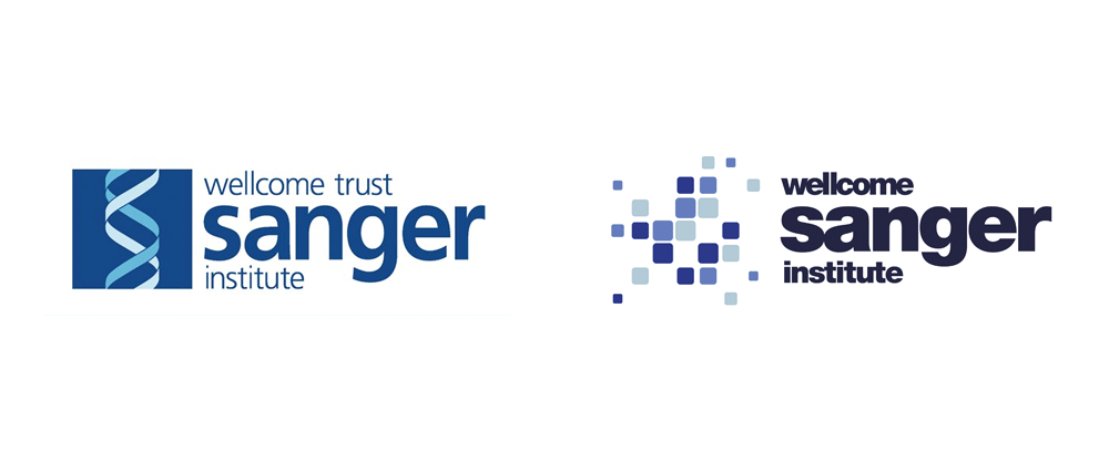 New Logo for Wellcome Sanger Institute