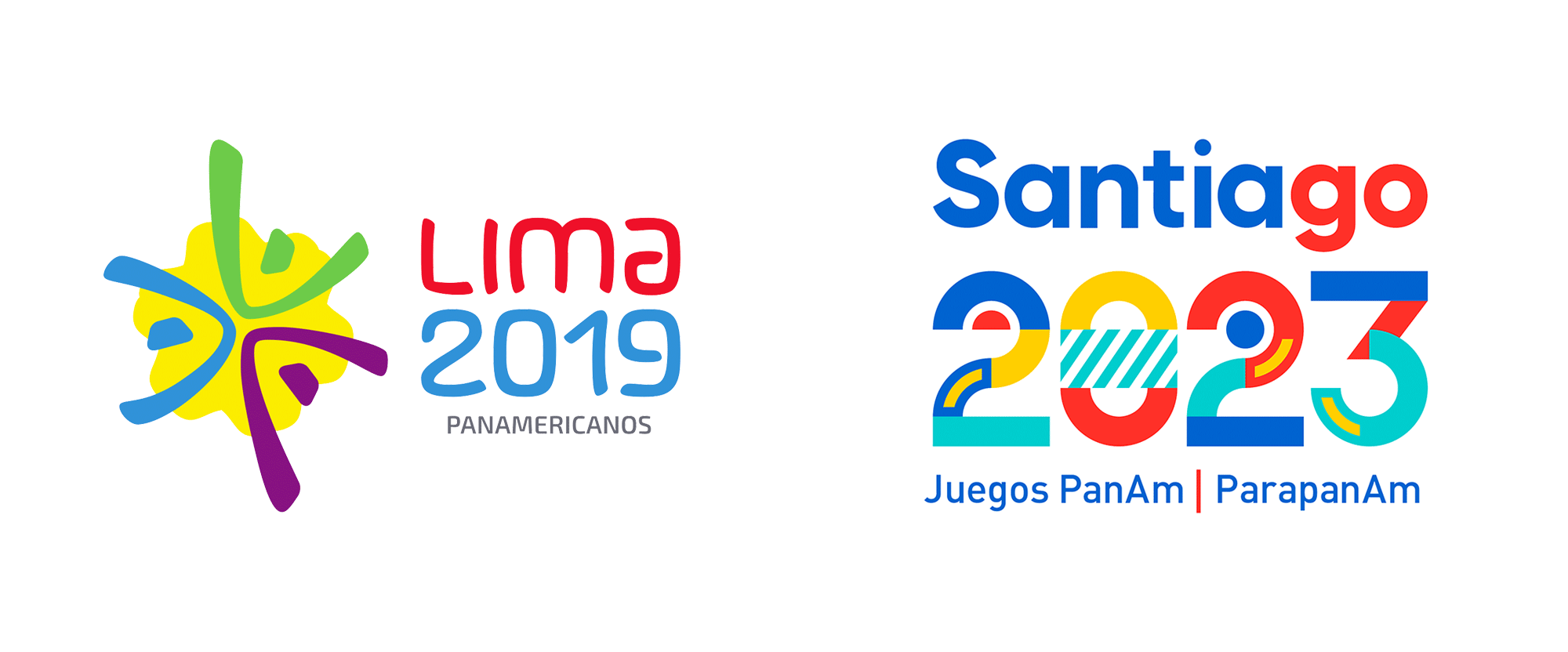New Logo for 2023 Pan American Games