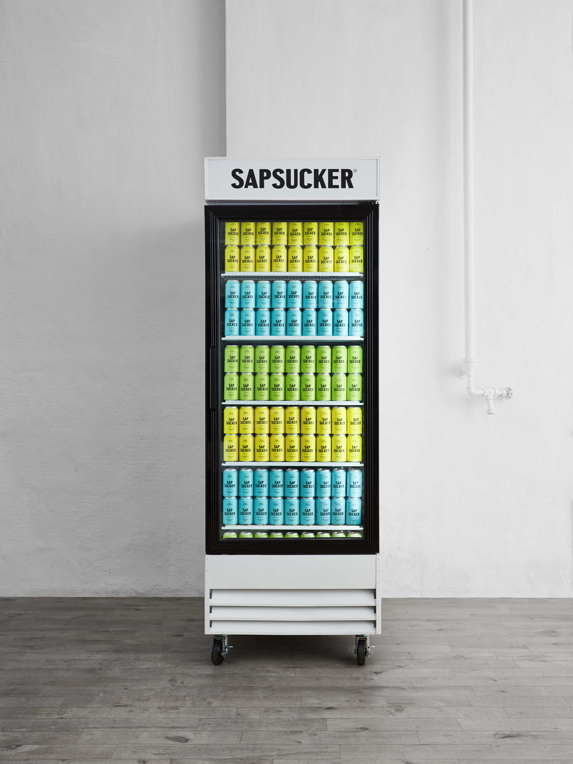 New Logo and Packaging for Sapsucker by Vanderbrand