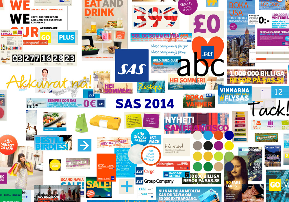 New Identity for SAS by Bold