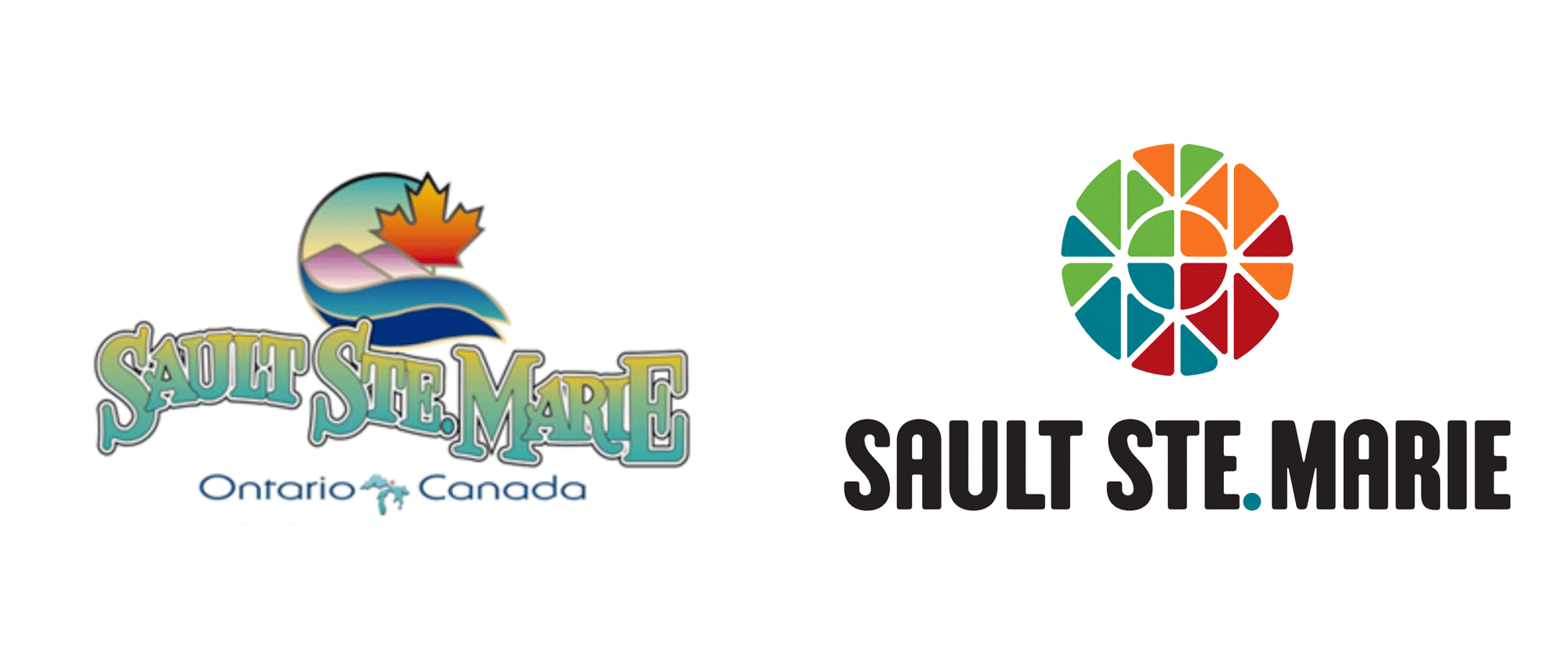New Logo for Sault Ste. Marie by Scott Thornley + Company