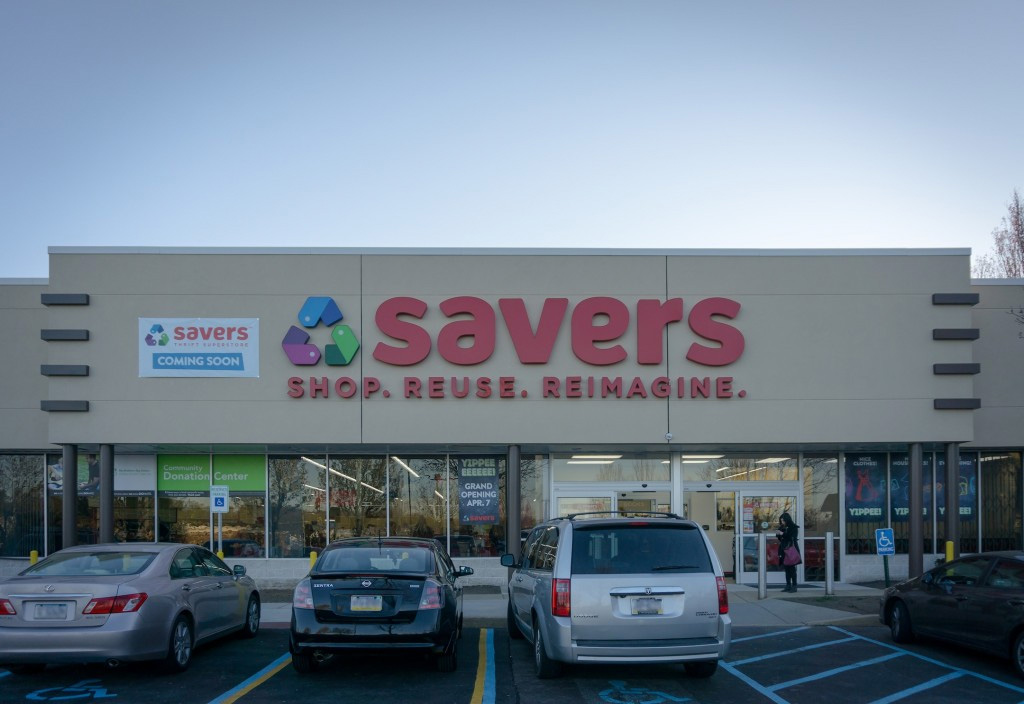 New Logo for Savers