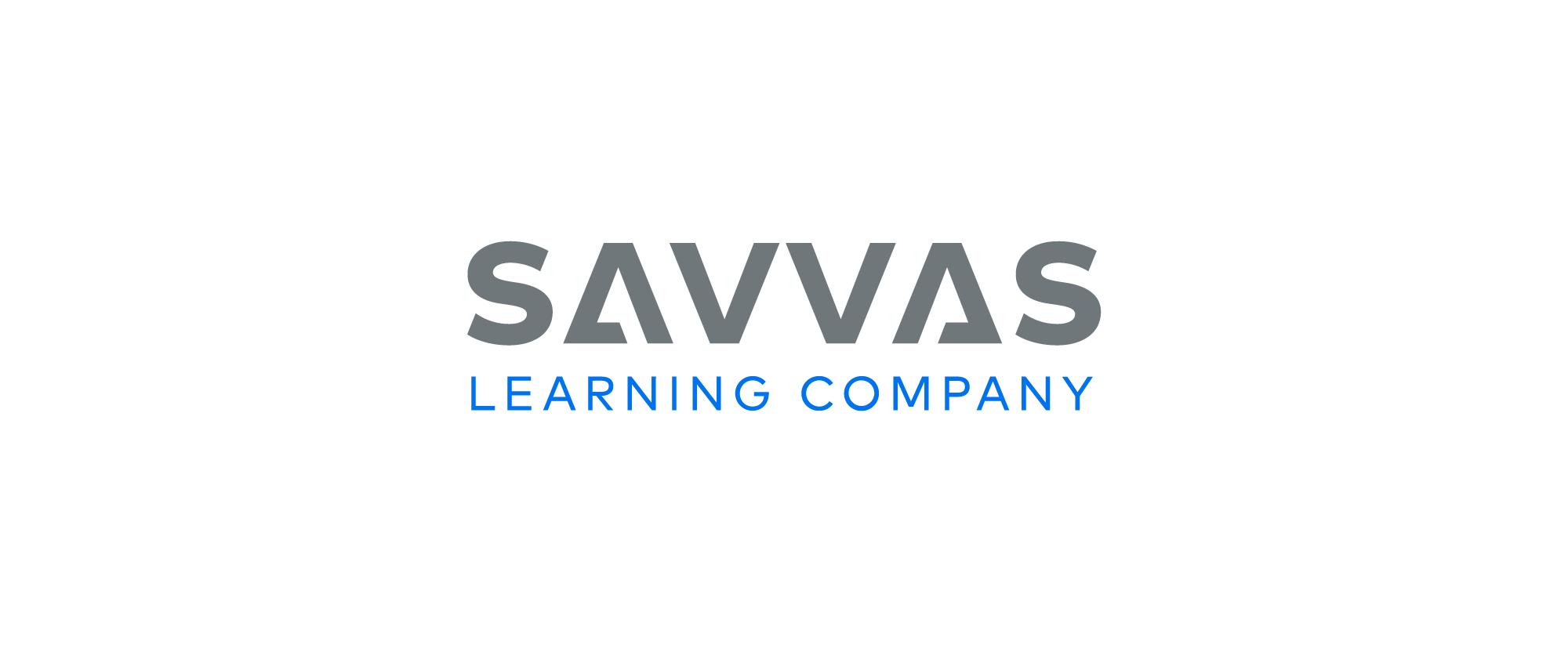 New Name and Logo for Savvas