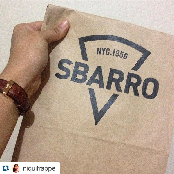 New Logo and Retail Look for Sbarro by Sterling Rice Group
