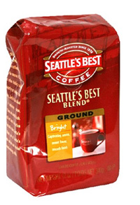 Seattle's Best Logo Packaging