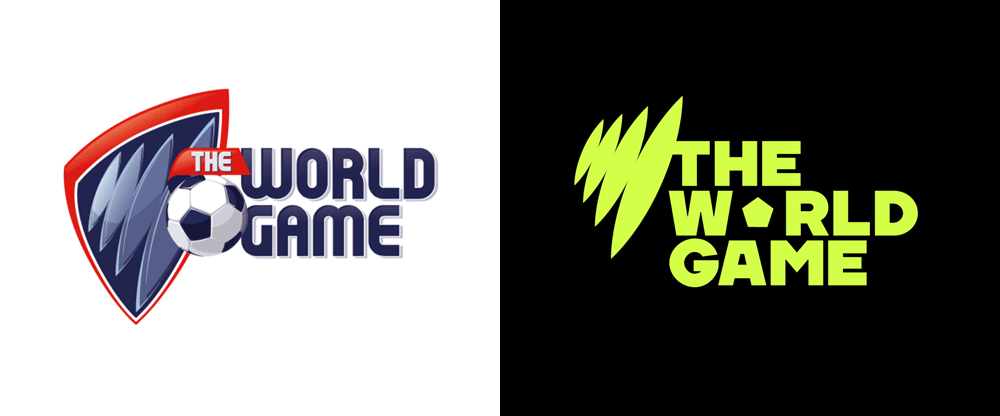 New Logo and On-air Look for The World Game by Frost* Design