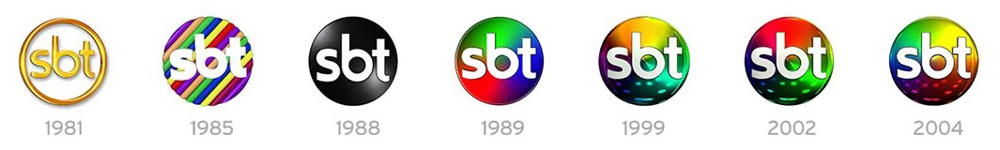 New Logo for SBT by Publicis Brasil