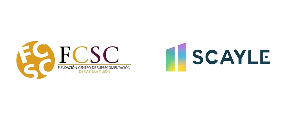 New Logo and Identity for Scayle by Nexoi