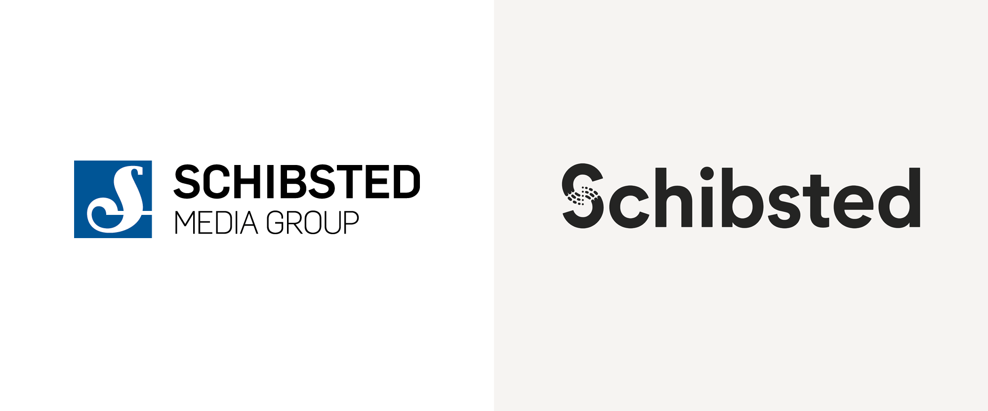 New Logo for Schibsted by Bold