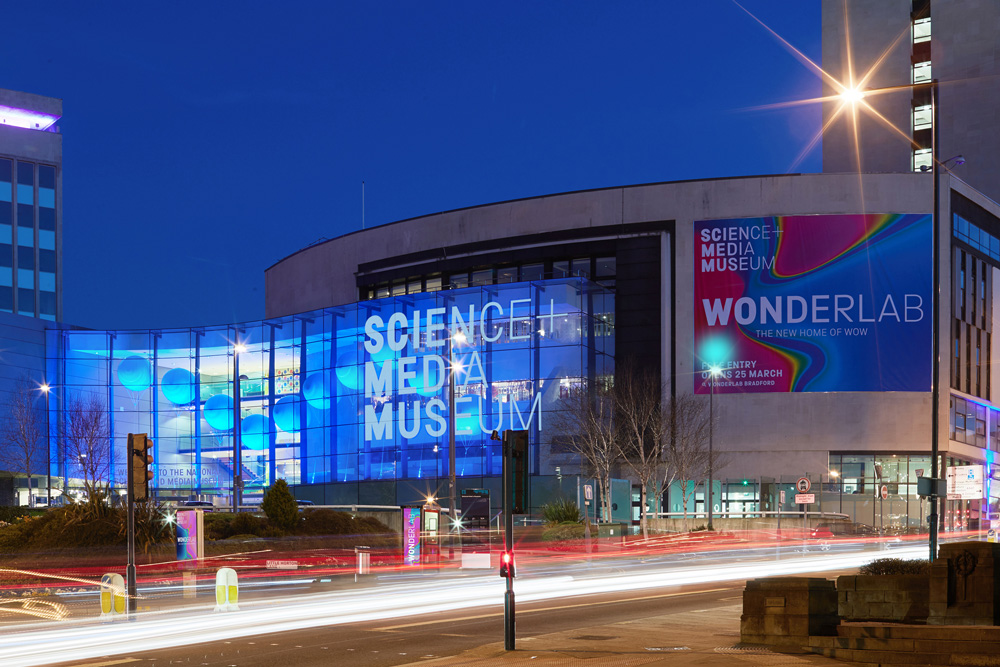 Brand New New Logo And Identity For Science Museum And
