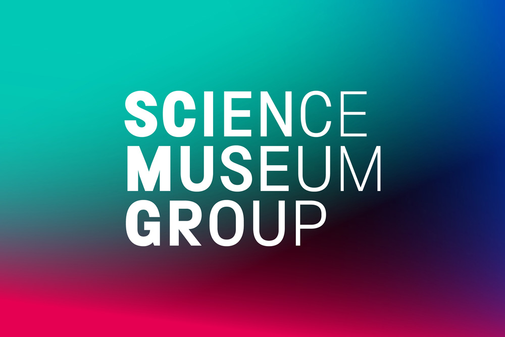 New Logo and Identity for Science Museum (and Science Museum Group) by North
