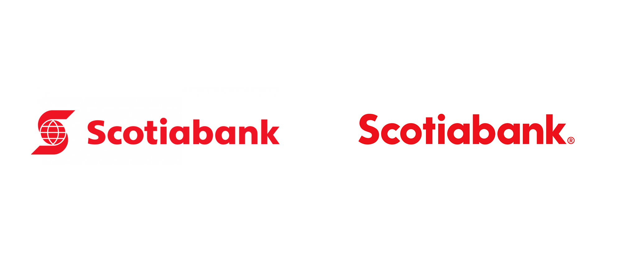 New Logo and Identity for Scotiabank