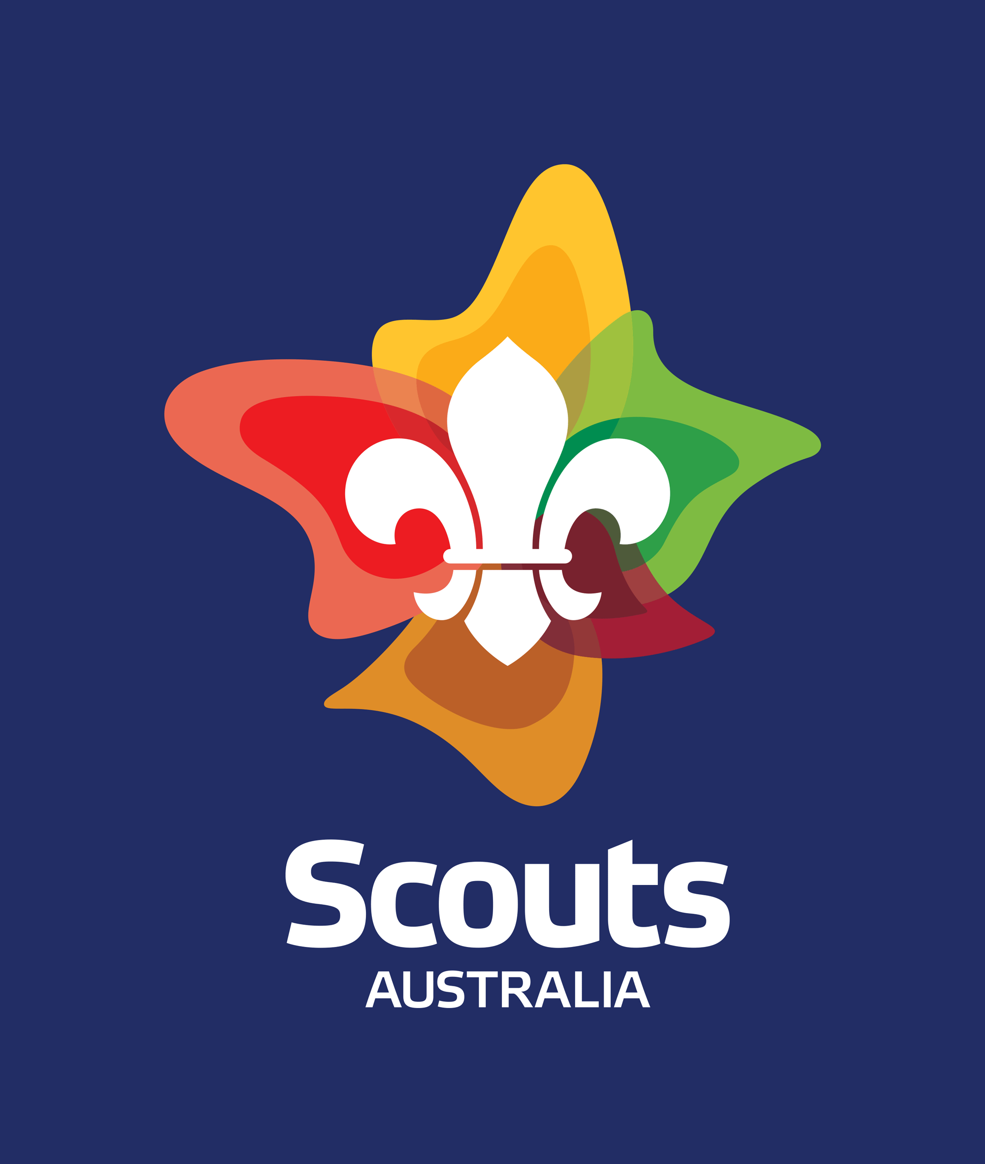 New Logo and Identity for Scouts Australia by Cato Brand Partners