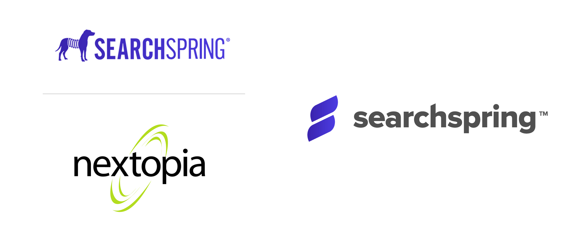 New Logo for Searchspring