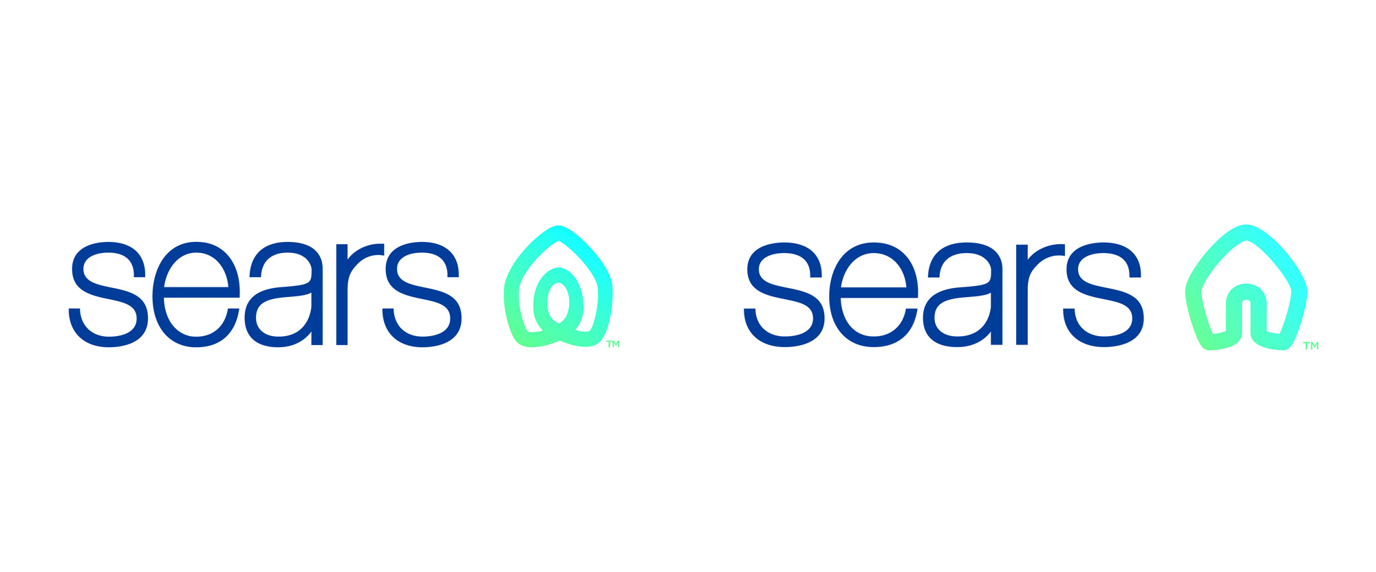 New Logo for Sears (Again)