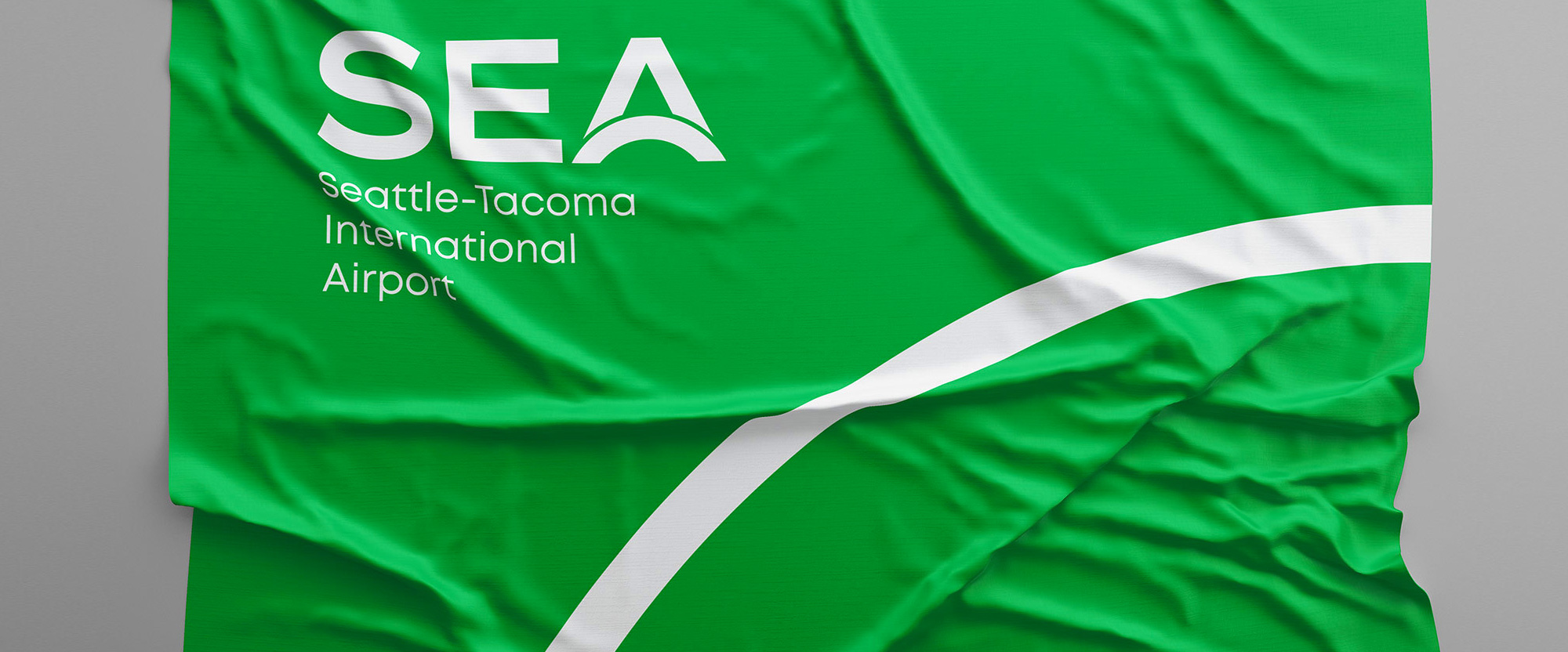 Follow-up: New Logo and Identity for Seattle-Tacoma International Airport by Turnstyle