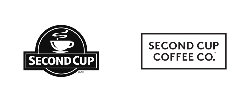 Brand New New Name Logo And Identity For Second Cup Coffee Co By