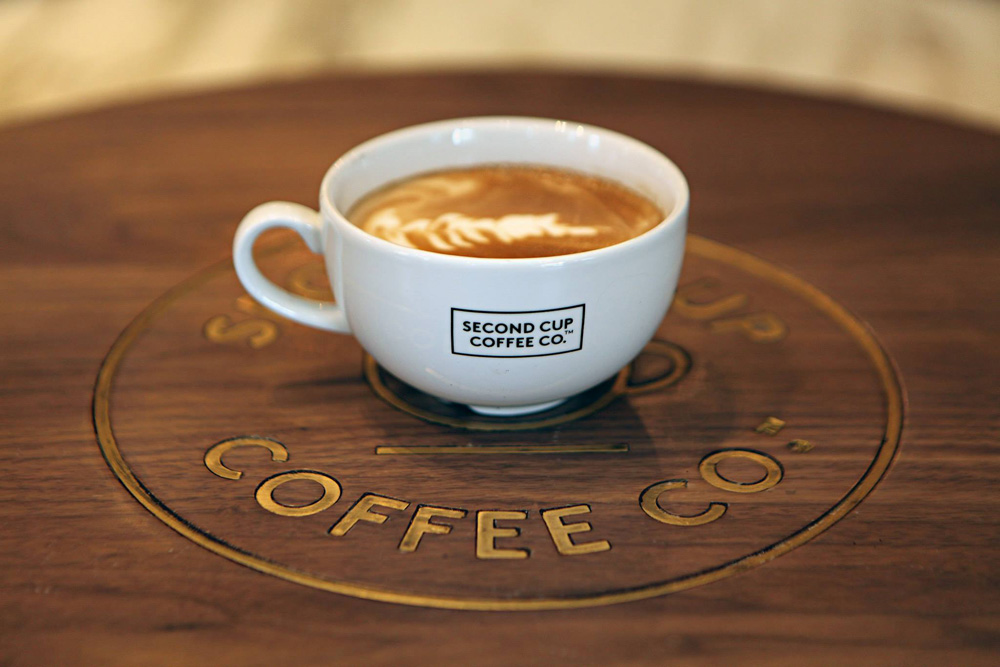 New Name, Logo, and Identity for Second Cup Coffee Co. by Jacknife