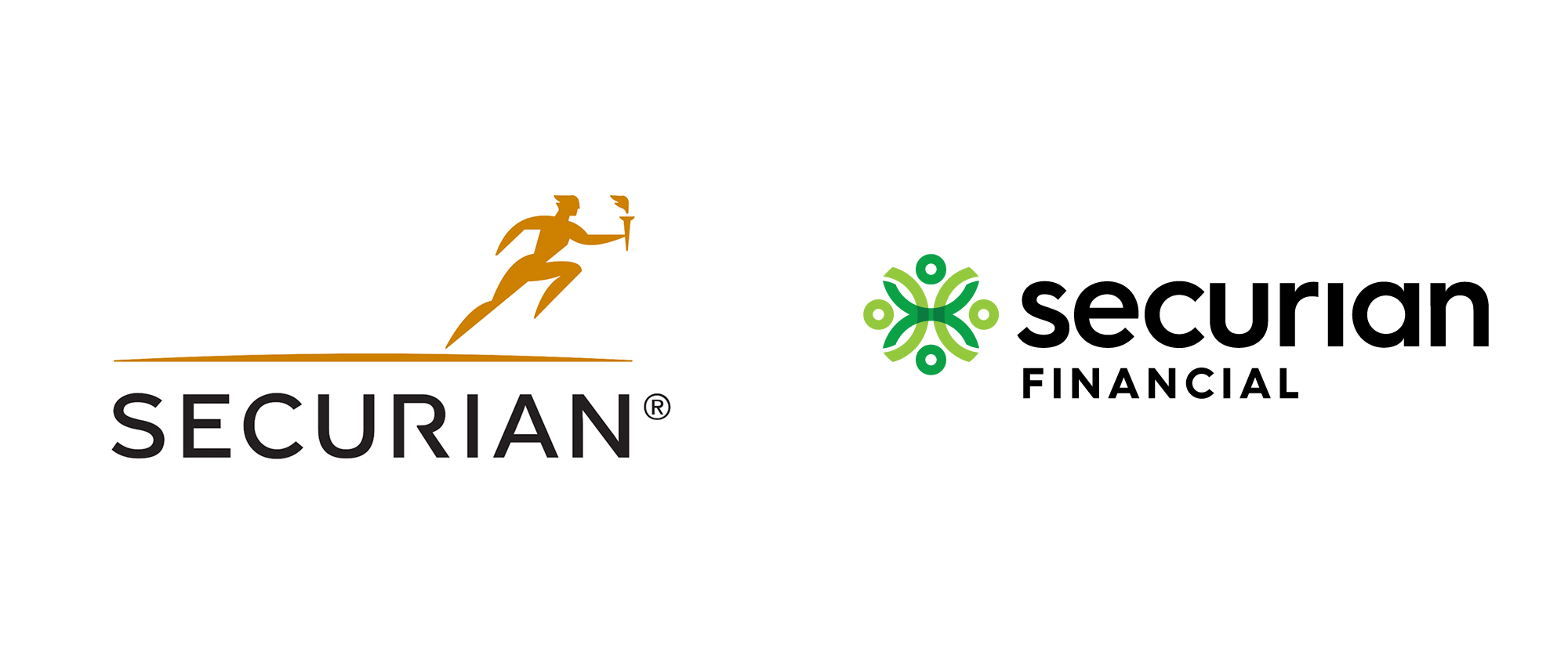 New Logo for Securian Financial by Little