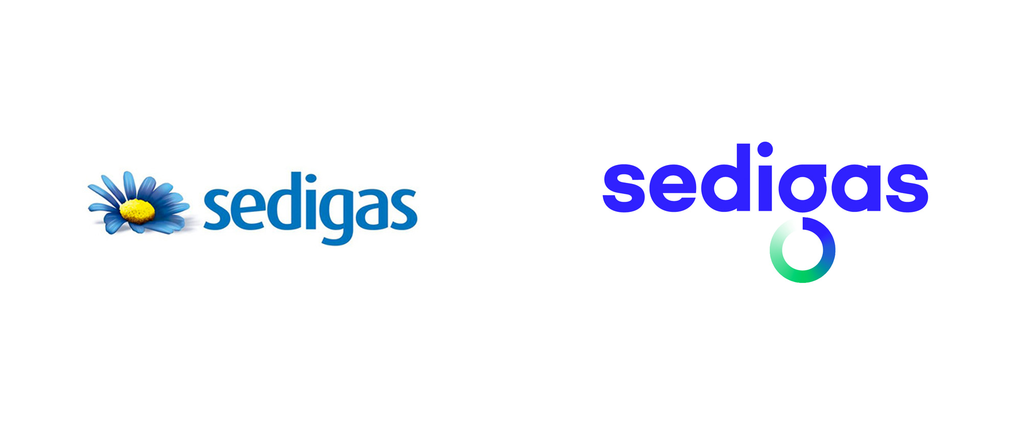 New Logo and Identity for Sedigas by Morillas