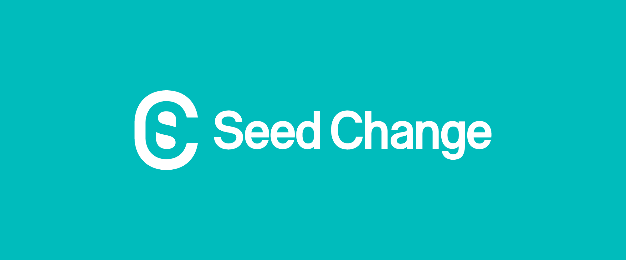 New Logo and Identity for Seed Change by Ascend Studio
