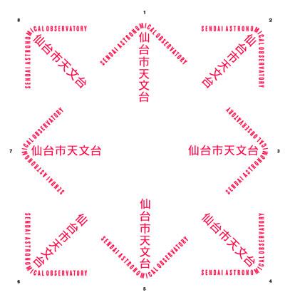 Sendai Logo Angles