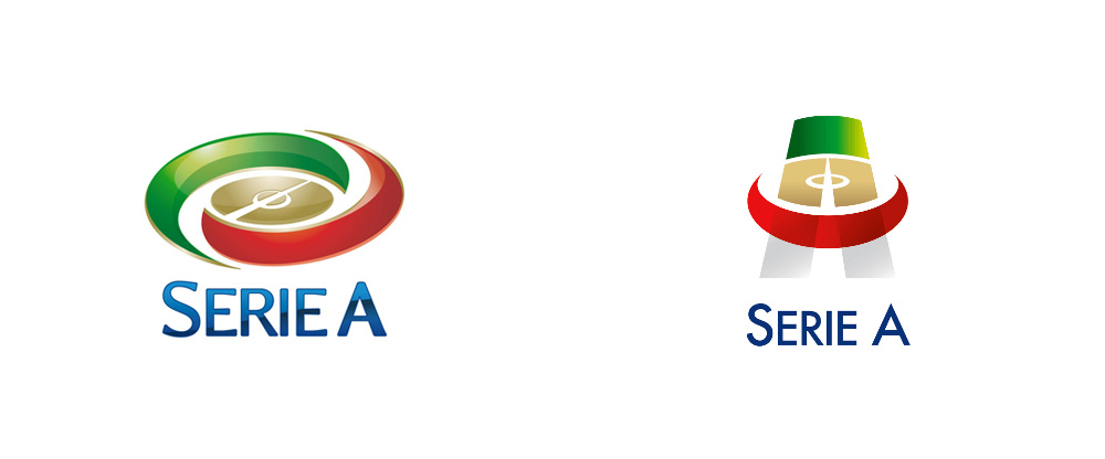 New Logo for Serie A