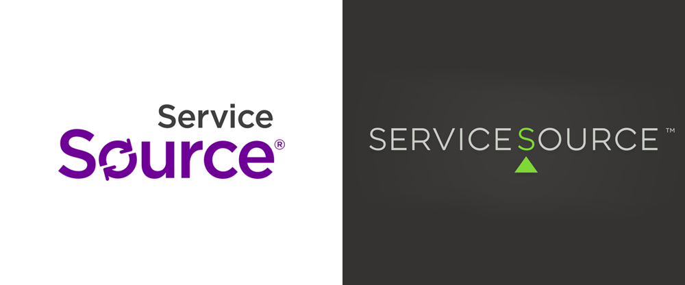 New Logo and Identity for ServiceSource by McMillan