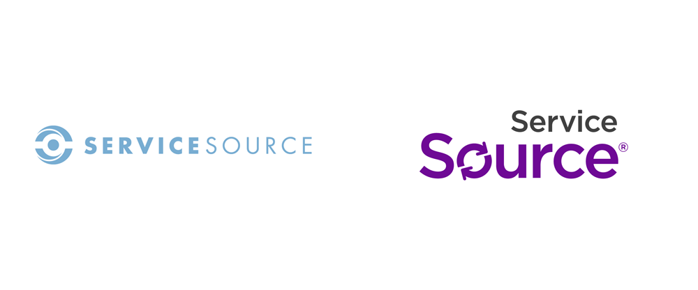 New Logo and Identity for ServiceSource by Salt