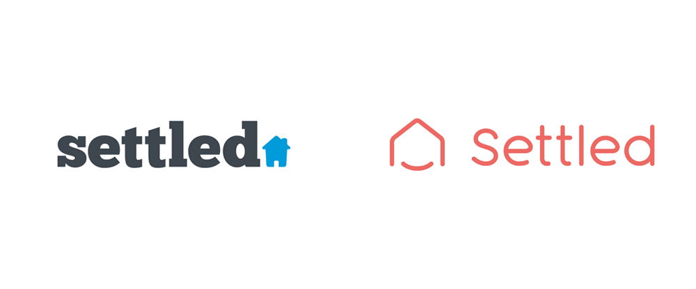 New Logo for Settled