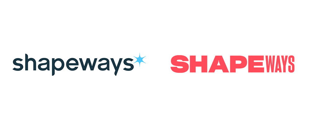 New Logo for Shapeways