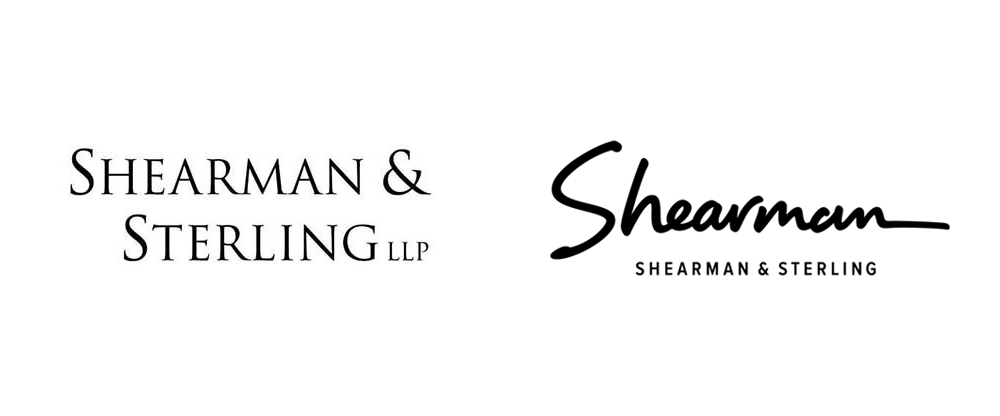 New Logo for Shearman & Sterling by Siegel + Gale