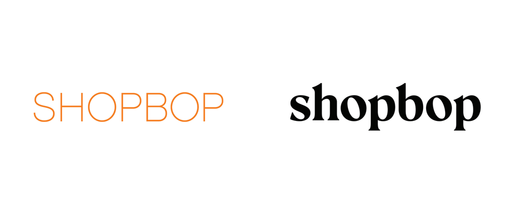 New Logo for Shopbop