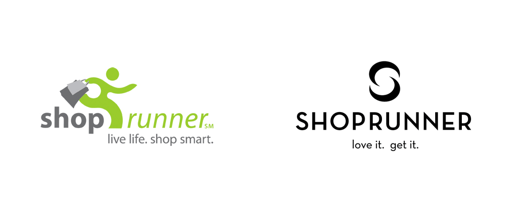 New Logo for ShopRunner done In-house