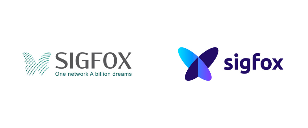 New Logo and Identity for Sigfox by Interbrand