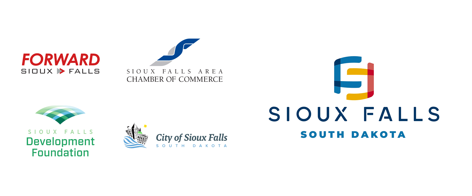 New Logo for Sioux Falls