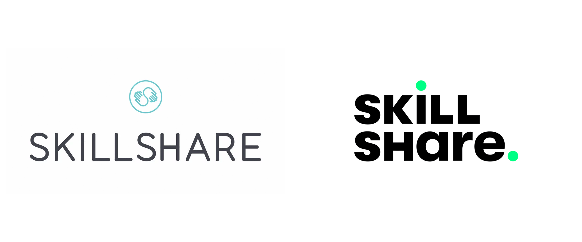 New Logo for Skillshare