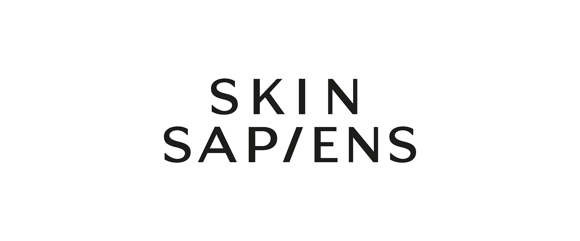 New Logo and Packaging for Skin Sapiens by Lewis Moberly