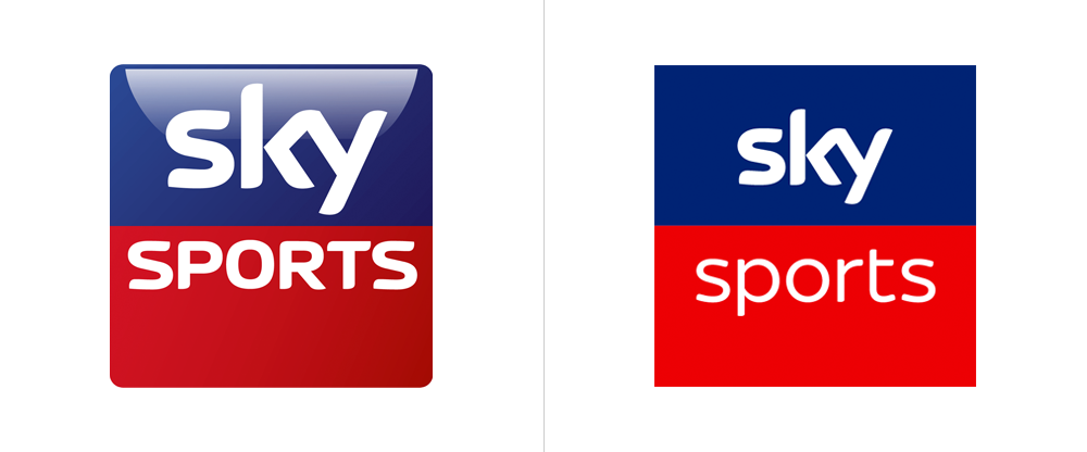 New Logo and Identity for Sky Sports by Sky Creative and Nomad